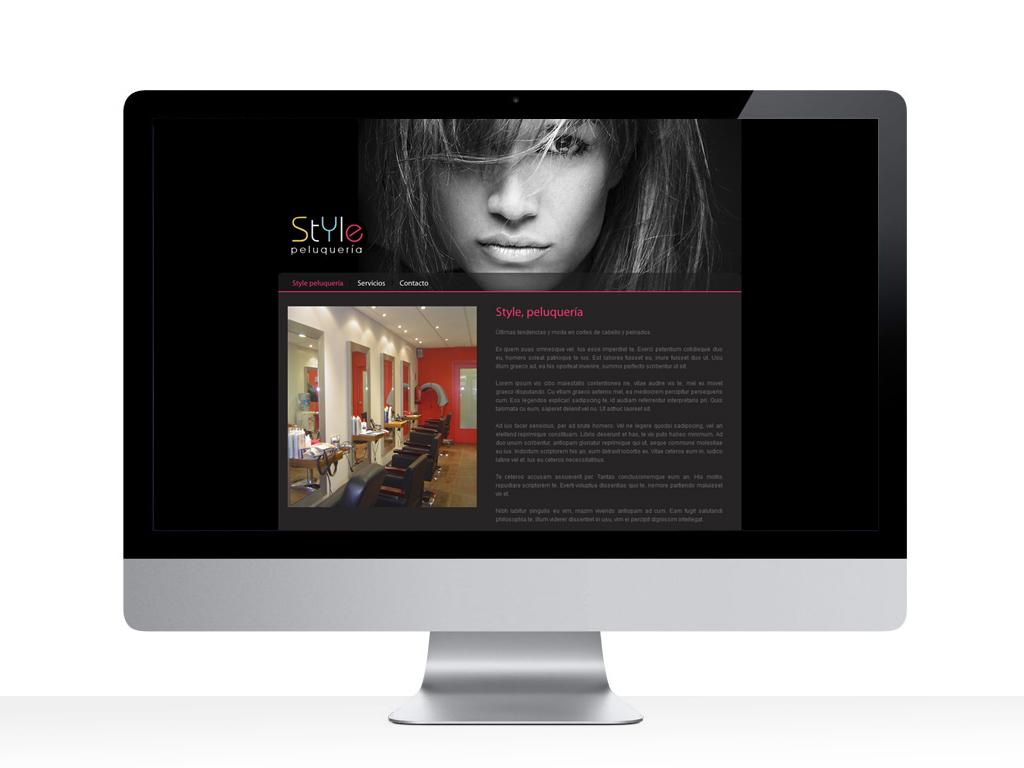 Diseño personalizado de Página web Básica