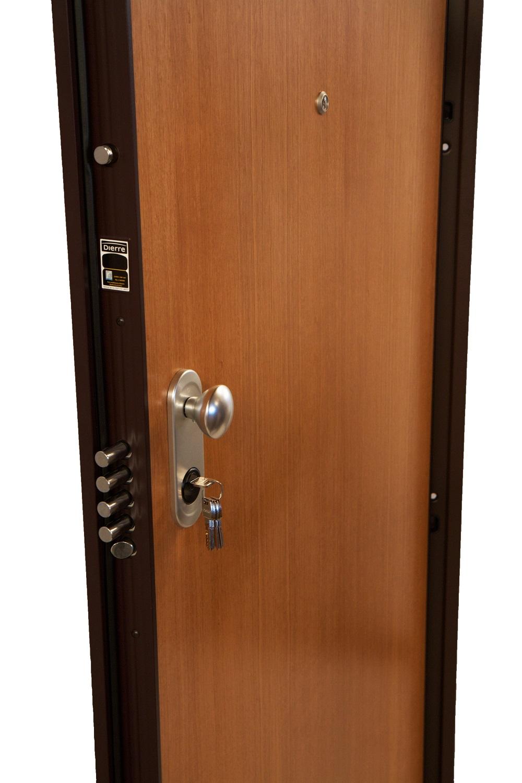 Puerta acorazada sparta 5 dierre especial entrada a for Precios de puertas acorazadas