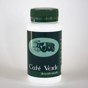 CAFÉ VERDE DESCAFEINADO 60 CÁP.