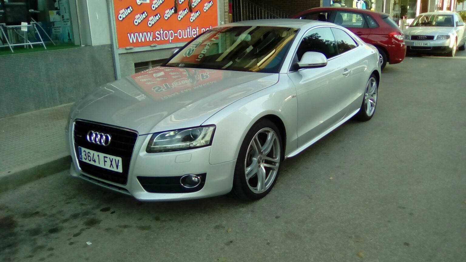 Audi A5 Coupé 3.0TDI quattro