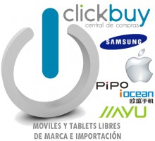 ClickBuy-Moviles y Tablets libres de marca e importación (china)