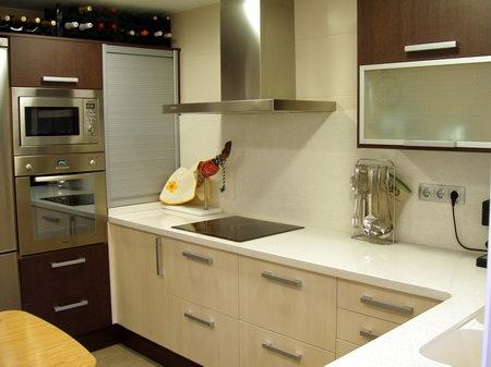 Cambio alicatado de cocina y mobiliario de cremar levante - Alicatado de cocina ...