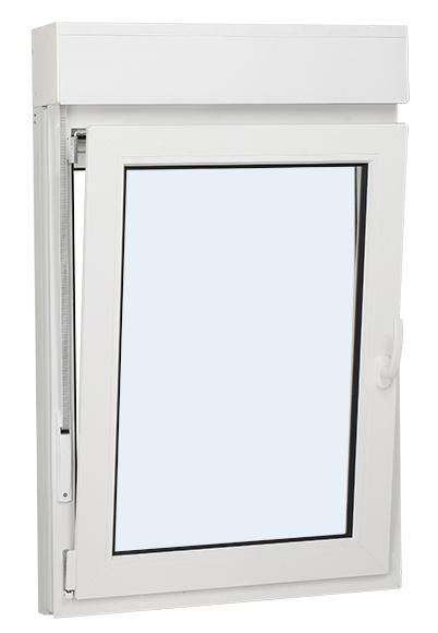 Ventana pvc k mmerling oscilo batiente con persiana 1 - Precios ventanas pvc climalit ...