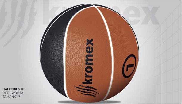 Balón de Baloncesto talla y/o tamaño 5 y 7, Kromex