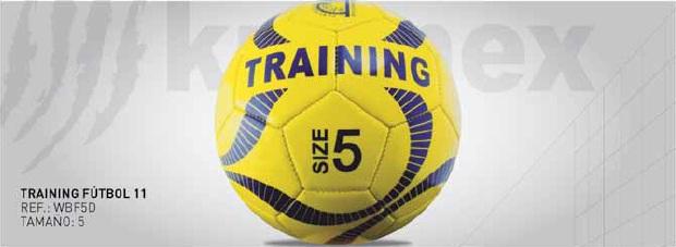 Balón de entrenamiento de Fútbol 7 y 11, talla y/o tamaño 3, 4 y 5, Kromex
