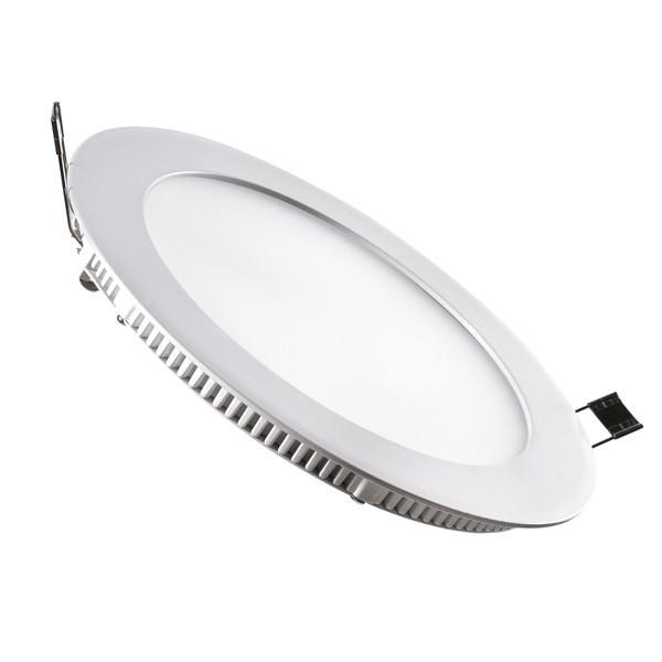 Placa LED Circular SuperSlim 6W
