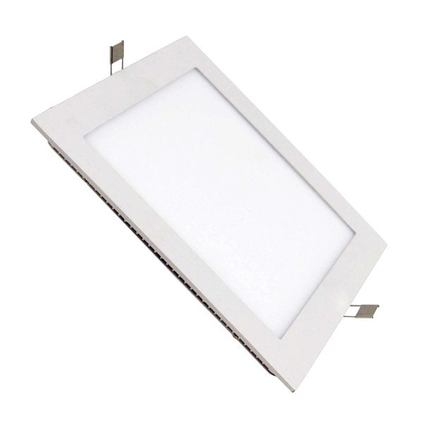 Placa LED Cuadrada SuperSlim 12W