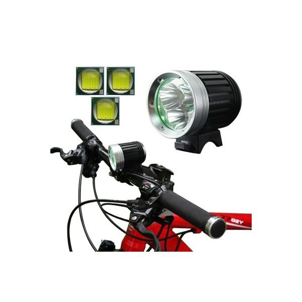 Foco Delantero Bicicleta CREE XM-L T6