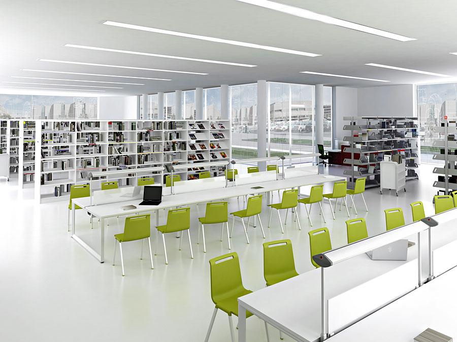 Estanterias de bibliotecas class 10 actiu de actiu for Bibliotecas muebles