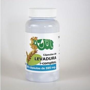 LEVADURA DE CERVEZA VIVA 80 CAP I-COMPLEX