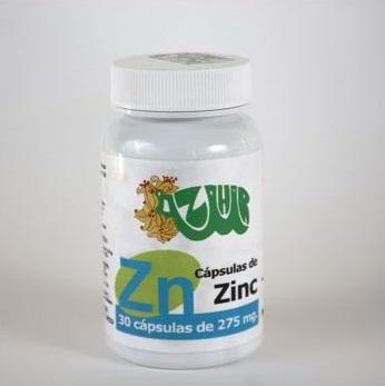 ZINC 30 CÁP DE 275 MG