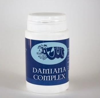 DAMIANA COMPLEX 60 CÁP.