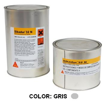 Sikadur®-32 Fix Adhesivo a base de resinas epoxi, de dos componentes