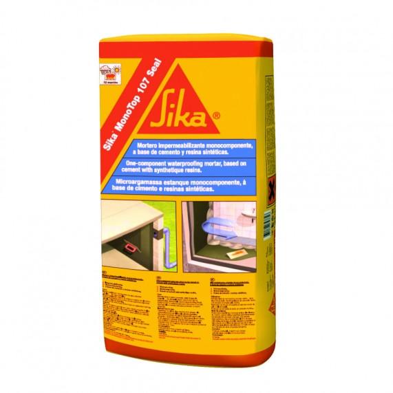 SikaTop® Seal-107 Mortero de impermeabilización a base de cemento