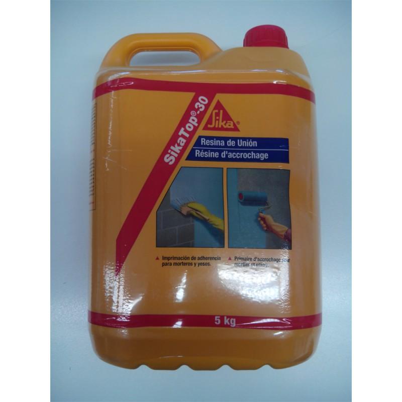 SikaTop®-30 Resina de unión para morteros y yesos