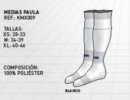 Calcetas Paula