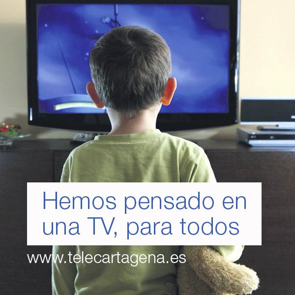 Una televisión para todos