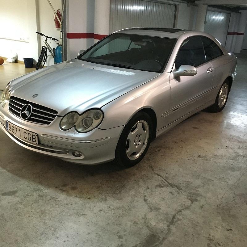 Mercedes-Benz CLK 270 CDI