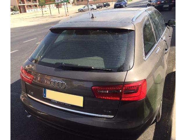 Audi A6 allroad 3.0TDI Tiptronic DPF