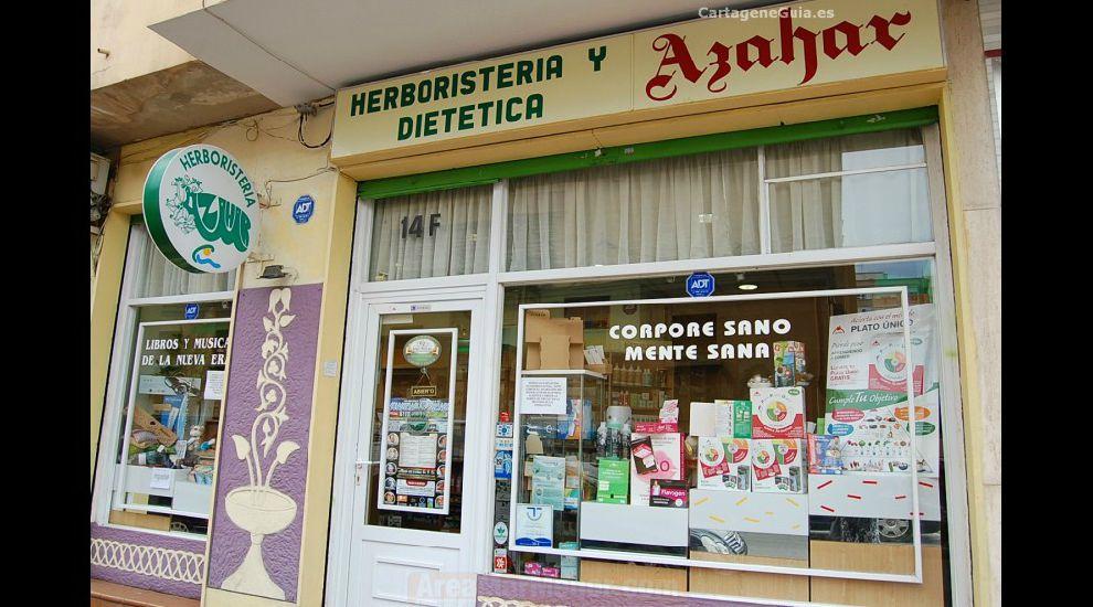 HERBORISTERIA AZAHAR