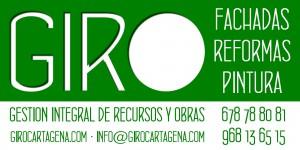 GIRO REFORMAS Y FACHADAS