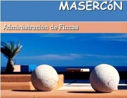 MASERCON ADMINISTRACION DE FINCAS