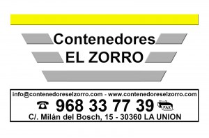 Contenedores EL Zorro S.L.