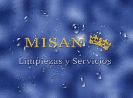 MISAN LIMPIEZAS Y SERVICIOS