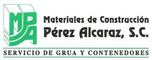 MATERIALES Y CONTENEDORES PEREZ ALCARAZ