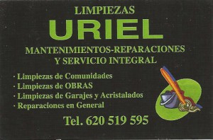 LIMPIEZAS URIEL