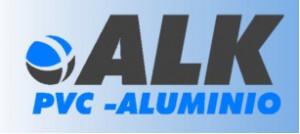 ALK PVC - ALUMINIO