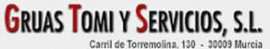 GRÚAS TOMI Y SERVICIOS