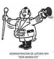 Administración de Lotería Nº 4