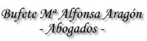 BUFETE DE ABOGADOS MARIA ALFONSA ARAGÓN