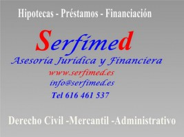 Serfimed Asesoría Jurídica y Financiera