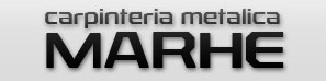 CARPINTERÍA METÁLICA MARHE